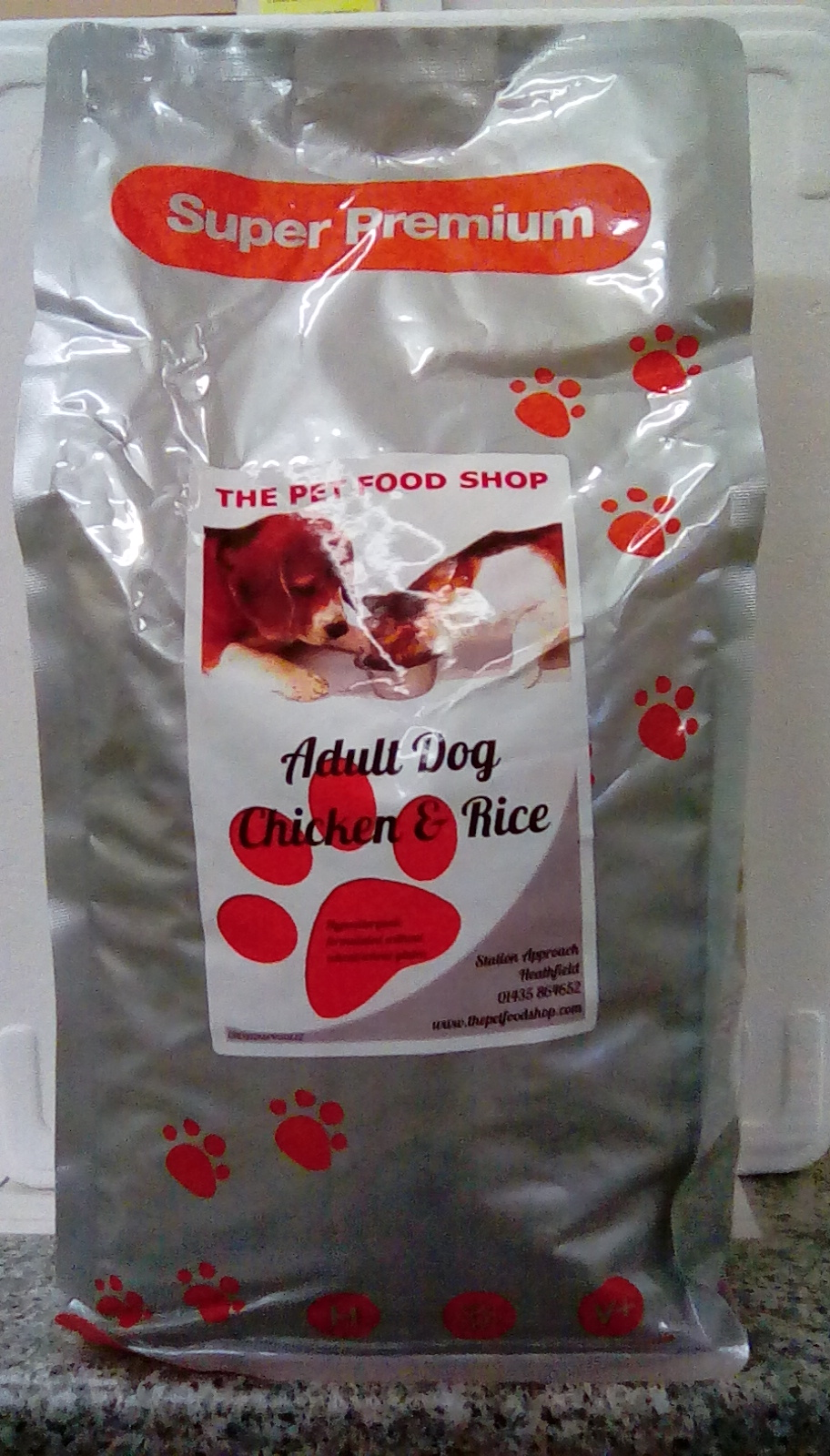 Pet Food Shop Heathfield