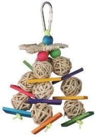 Aviary Bird Toys Nesting and Accessories