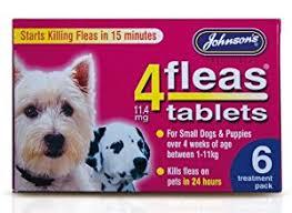 Dog Flea and Tick Treatments
