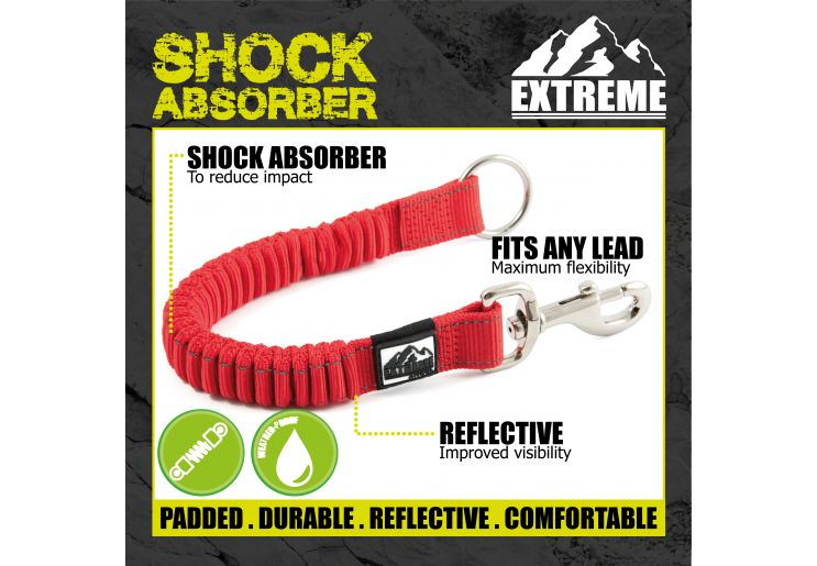 extreme shock red