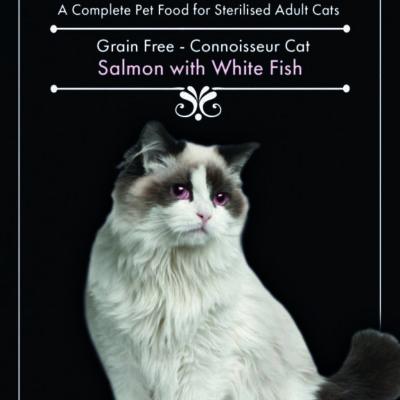 Connoisseur Cat Food