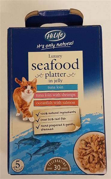 Hi Life Cat Food Offers